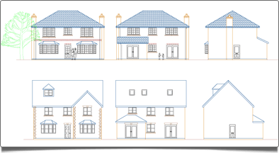 CAD software for builders and developers easy-elevations