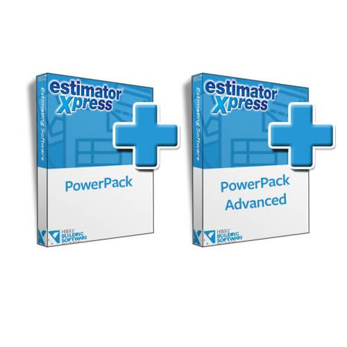 estimating software -Powerpack-Bonus-Packs