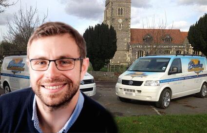 Bradley Goodridge, Bradley Building Services Ltd.