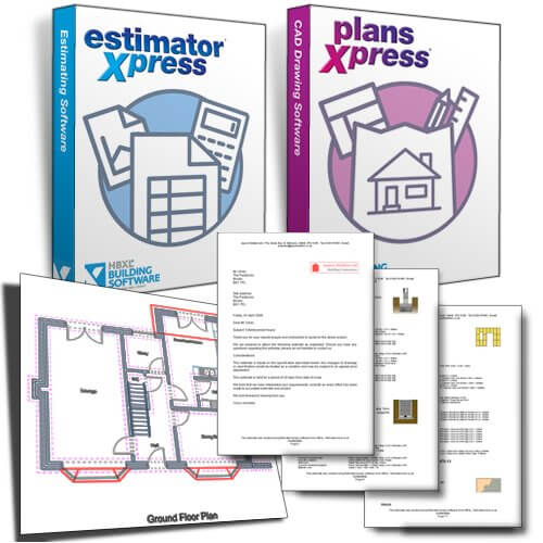 Architect quality plans, designs & automatic estimate Professional quotation in seconds to win you the work