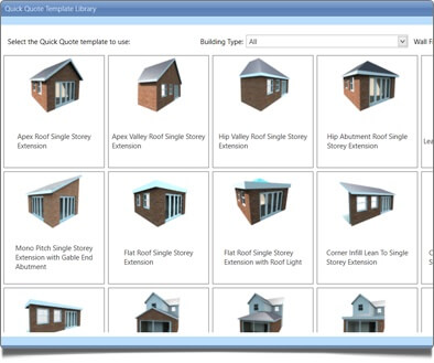 Estimatorxpress estimating software for builders developers estimating made even quicker with optional quick quote plug in stopboris Images