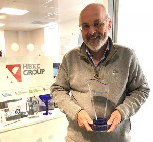 Adrian Wild: Construction Software Provider Award